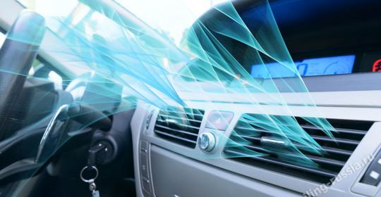 Заправка кондиционера в автомобиле