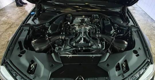 Профессиональная мойка двигателя СВАО