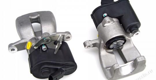 тормозной системы исистемы электронного стояночного тормоза.