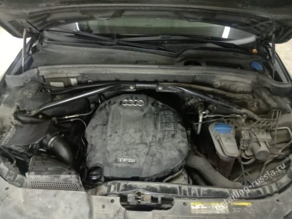 Мойка двигателя паром с гарнтией
