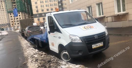 Эвакуатор дешево Москва