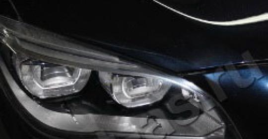 Восстановление лакокрасочного покрытия автомобиля