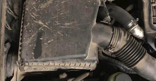 Безопасная мойка двигателя на Алексеевской