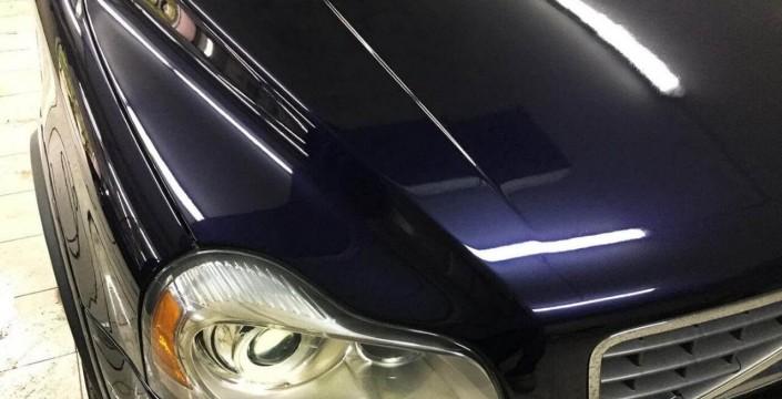 Авто ПОСЛЕ полировки кузова + нанесения Жидкого стекла