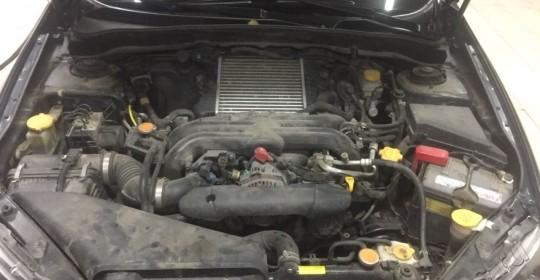 Мойка-химчистка двигателя Субару wrx с гарантией