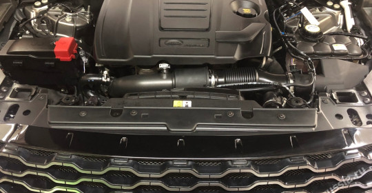 Безопасная мойка двигателя
