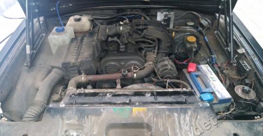 Мойка двигателя с консервацией