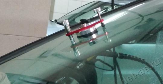 ремонт стекол сколы трещины