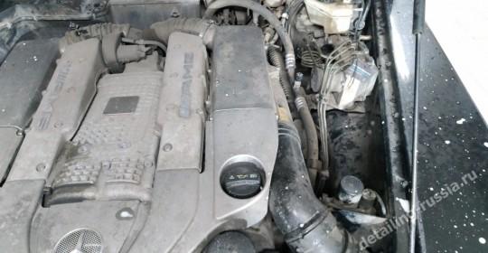 Мойка двигателя паром в Москве на Алексеевской