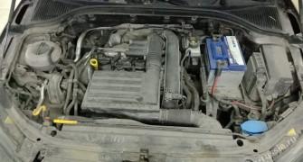 Мойка двигателя с гарантией Skoda Octavia паром c MOTORPLAST