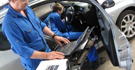 Предпродажная подготовка автомобиля 2 этап.