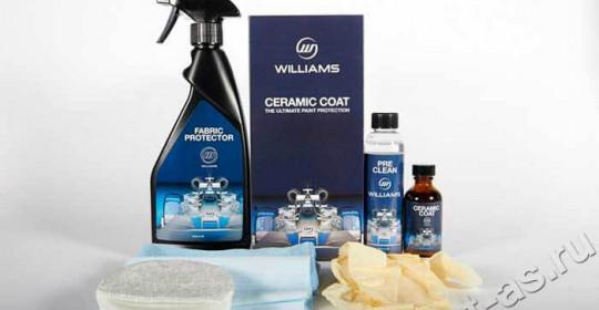 Защитное покрытие Williams Ceramic Coat F-1